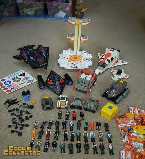 starcom toys collection