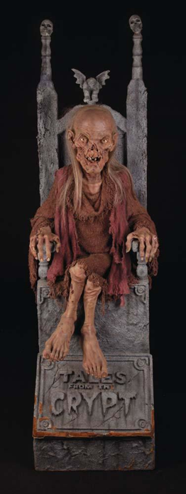 tales from the crypt cryptkeeper prop