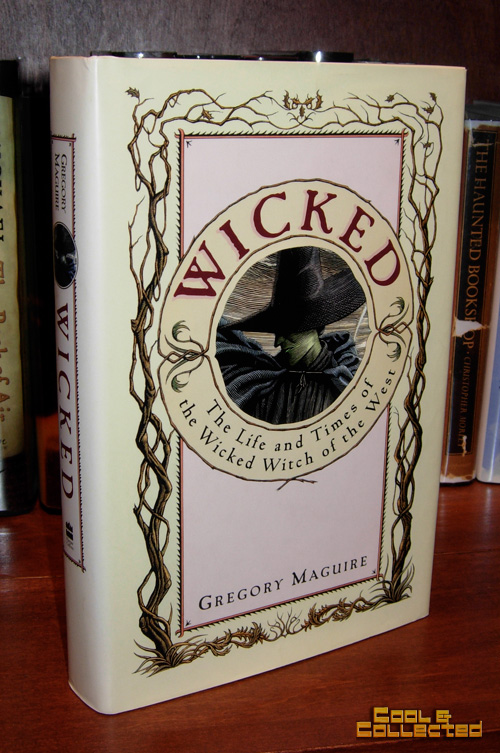 Wicked by Gregory Maguire first edition