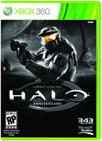 Halo Combat Evolved Anniversary box art