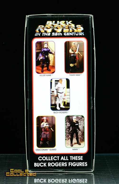 buck rogers  - zica action figure