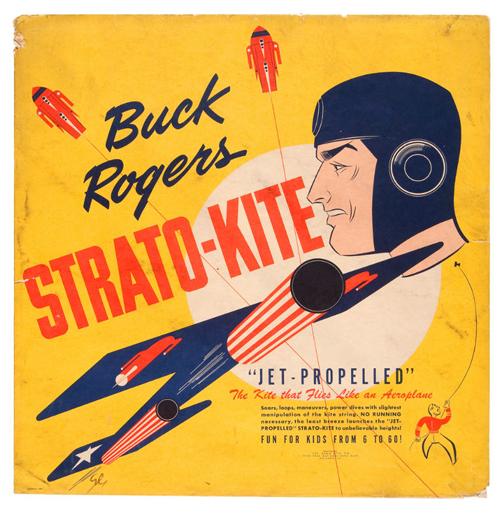 hakes buck rogers strato kite