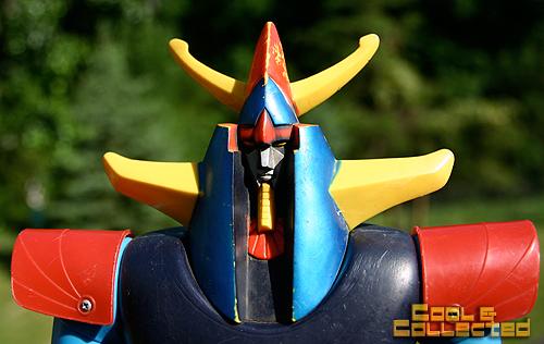 Shogun Warrior Raydeen