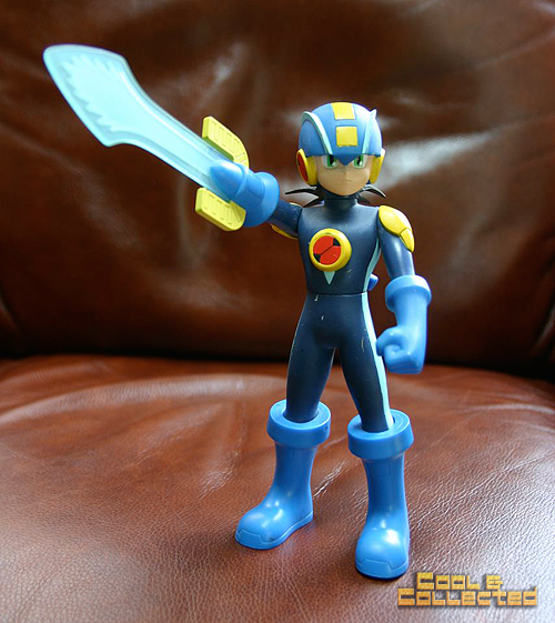 yard sale mega man