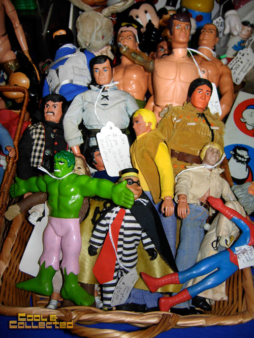 dc big f lea - toys and dolls for the collector