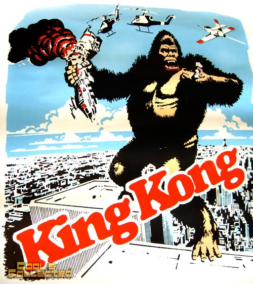 King Kong 7-11 poster