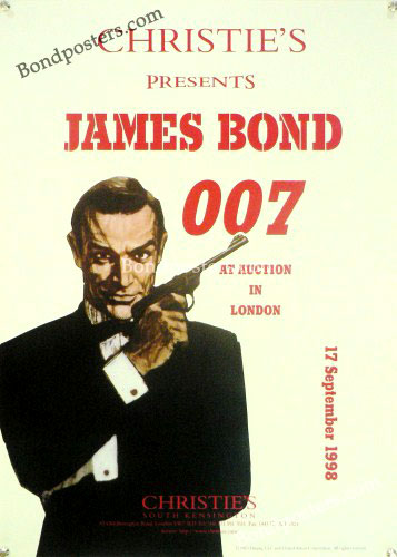 Collector Profile: Adam Carter and his James Bond Poster