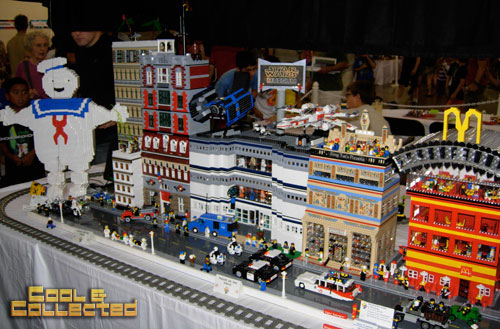 lego brickfair 2011 - Ghostbusters