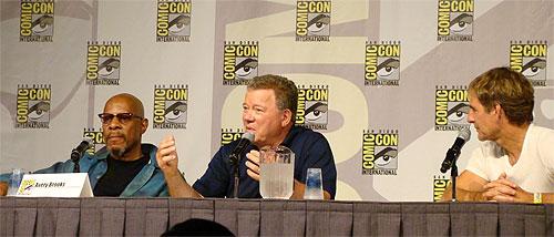 san diego comiccon sdcc - William Shatner