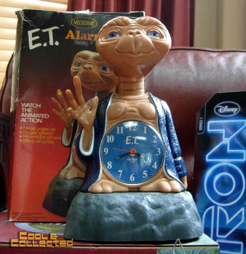 E.T. Alarm clock