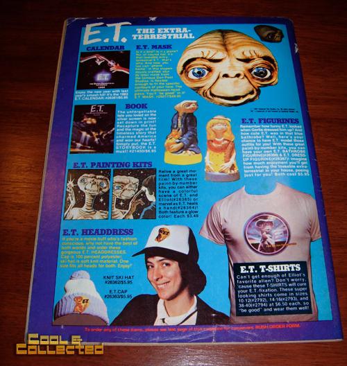 E.T. magazine ad