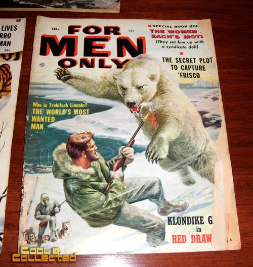 For men only magazine