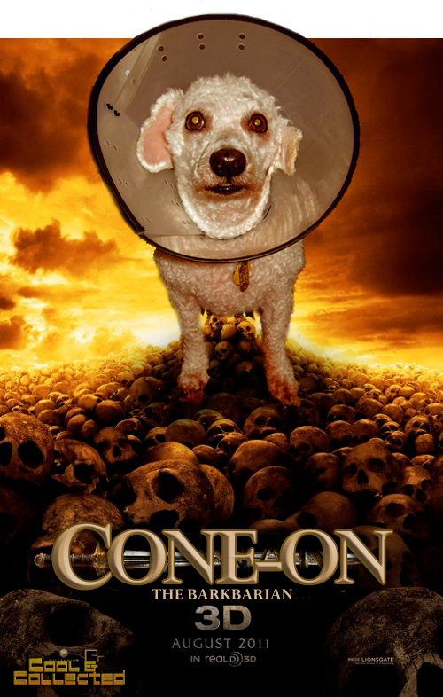 cone-on the barkbarian