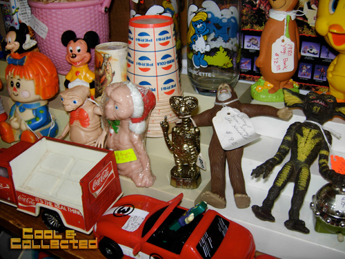 dc big flea - E.T. and Gremlins toys