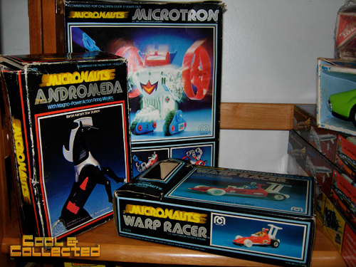 dc big flea - micronauts