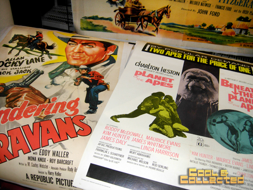 dc big flea - Planet of the Apes movie posters