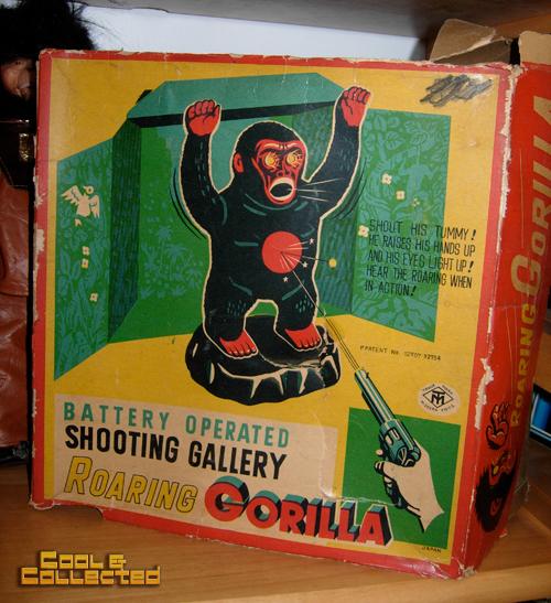 dc big flea - roaring gorilla