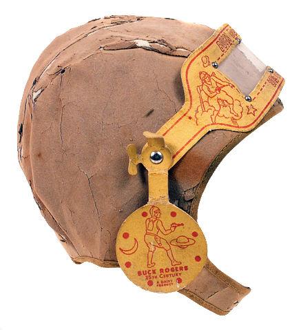Hake's Buck Rogers helmet