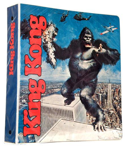 Hake's King Kong binder