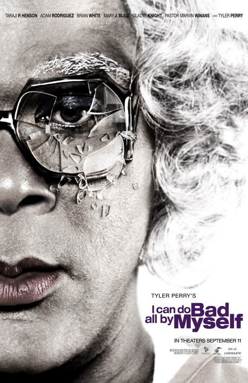 I can do bad all by myself movie poster