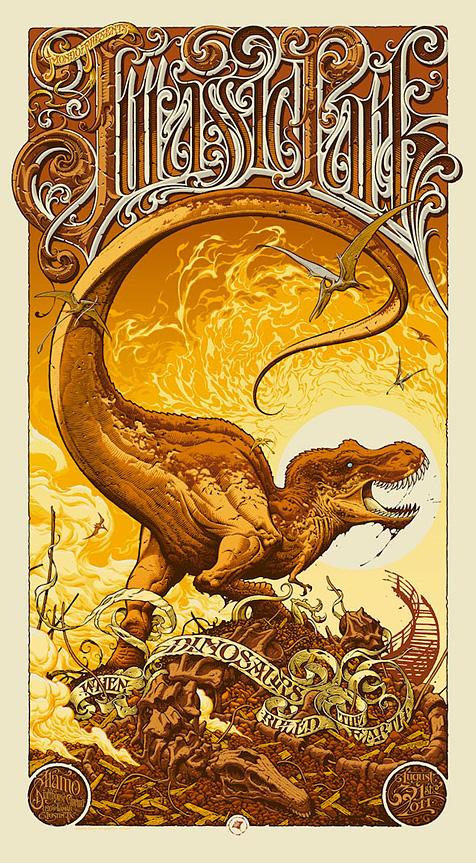 mondo Jurassic Park
