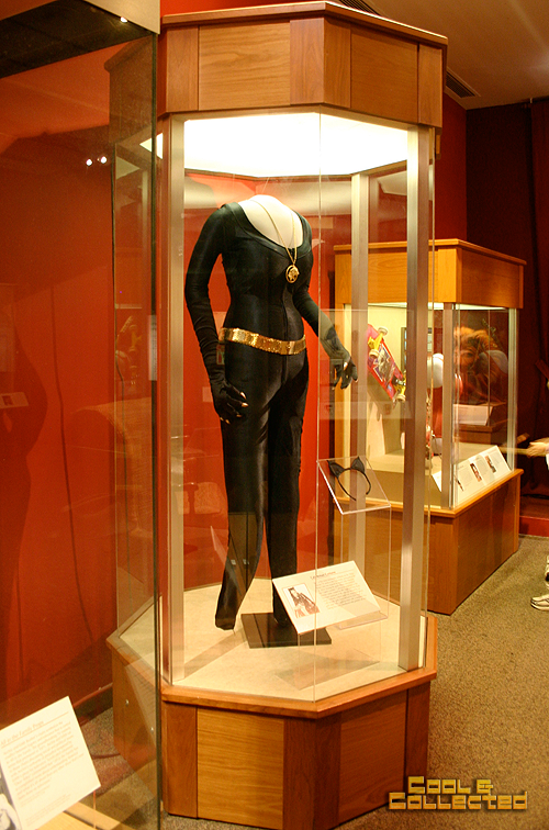 Smithsonian Catwoman outfit from Batman TV Series
