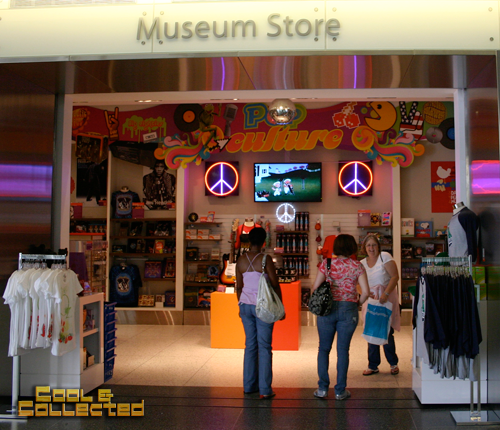 smithsonian pop culture store