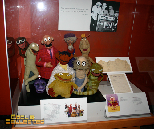smithsonian sam and friends muppets