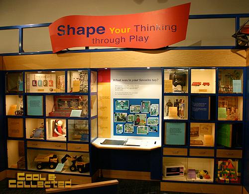 smithsonian vintage toys exhibit