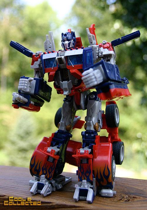 yard sale optimus prime transformer