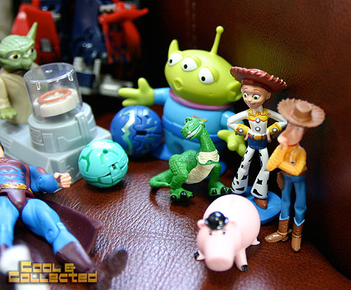 yard sale toy story figures