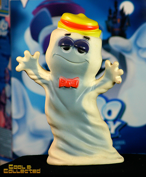 70's Boo Berry vinyl advertising promotional toy figure