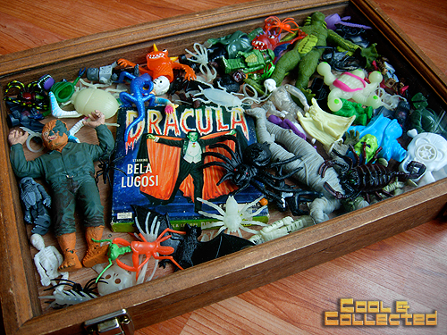 halloween creepy critters collection