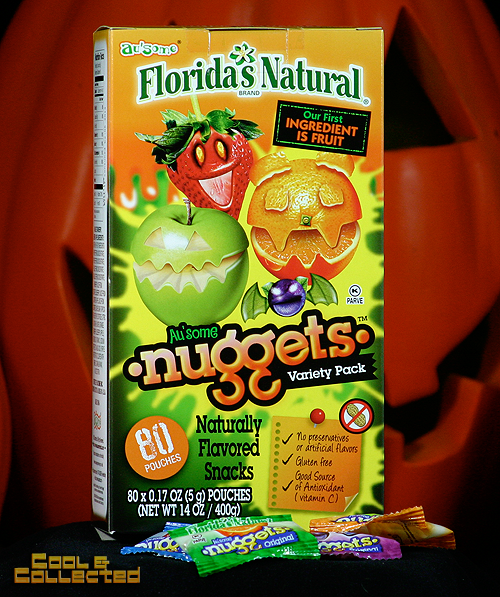 halloween au'some fruit nuggets - Florida's Natural