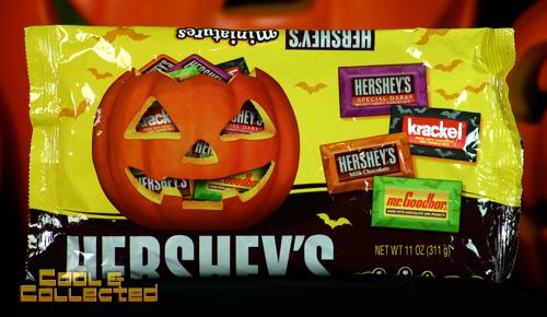 halloween hersheys candy bars