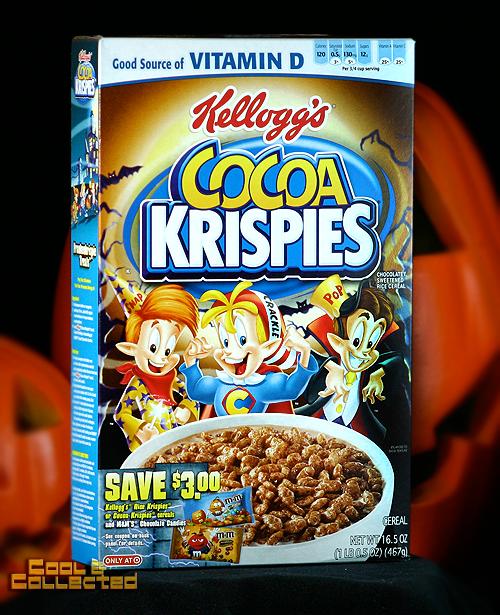 halloween rice krispies cereal box