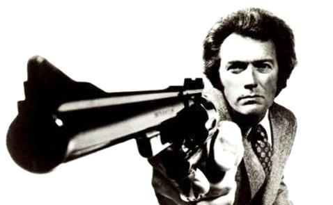 halloween costume idea - Clint Eastwood dirty harry