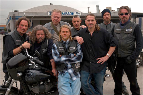 halloween costume idea - sons of anarchy