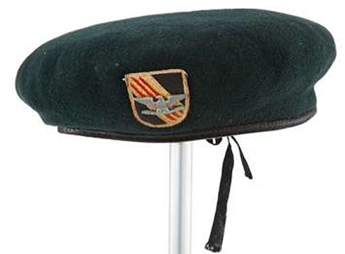John Wayne green beret prop sold at Heritage Auctions