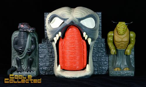 Thundercats Mumm-Ra's Tomb Fortress