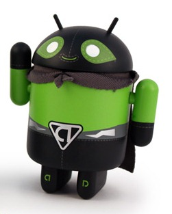 Andrew Bell Android El Poderoso