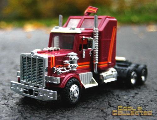 1980's vintage M.A.S.K. Rhino truck vehicle