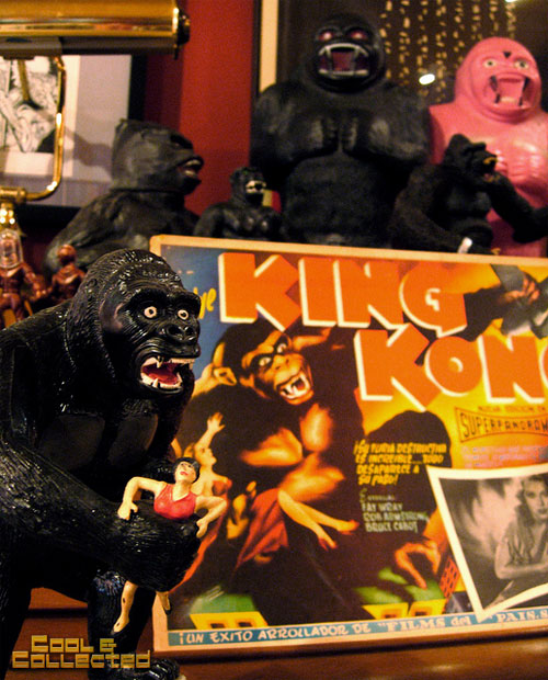 bat cave - King Kong collection