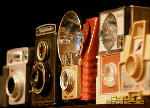 bat cave - vintage camera collection