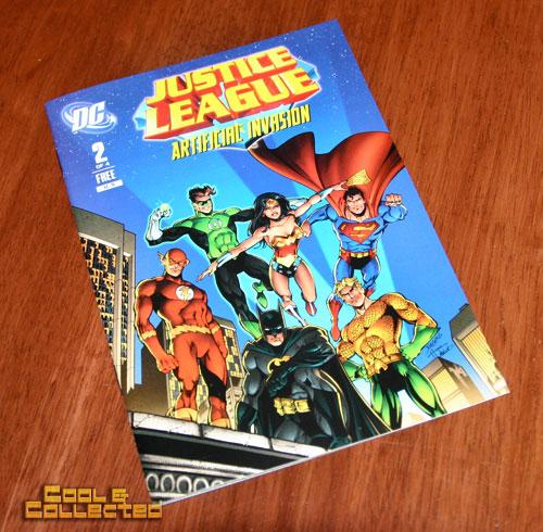 dc comics general mills cereal - Free Comic Book Inside!