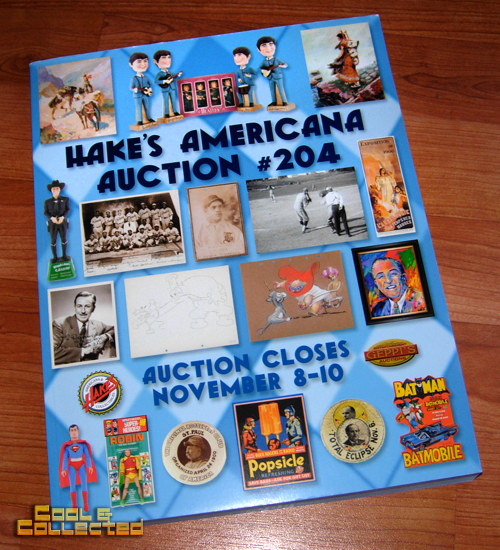 hakes americana auction catalog #204