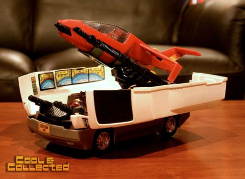 M.A.S.K. 80's toys - Slingshot