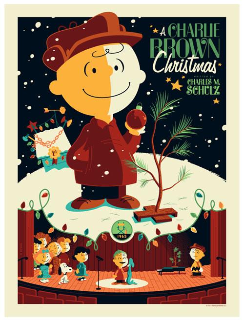 tom whalen charlie brown christmas