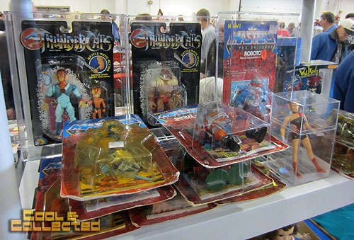 york toy extravaganza  2011 - Thundercats action figures