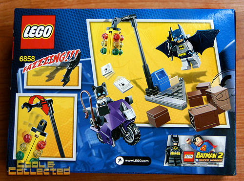 lego catwoman catcycle city chase with batman